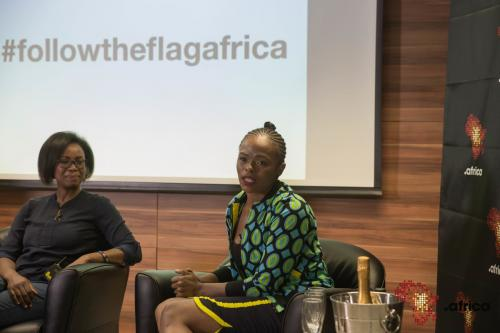 Follow The Flag - Dot Africa Launch